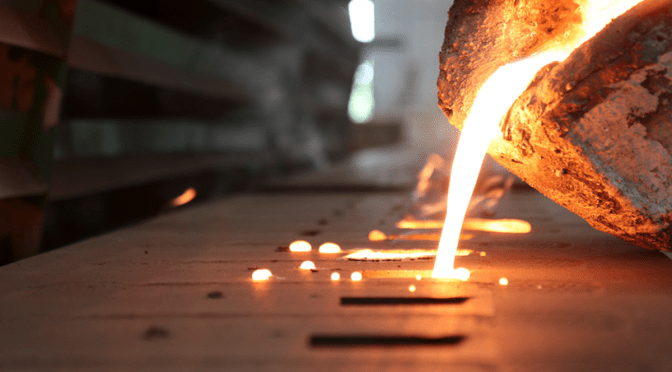 Forge & Foundry, Part 4 – Selecting a Shot Blast Machine for Sand Castings