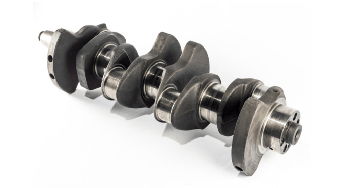 Automotive Crankshafts, Part 1 – Cost-Effective Surface Improvement for Key Engine Components