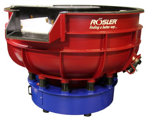 The R620 Euro is one of Rosler's standard rotary vibrator models
