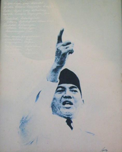 10 Ide Sketsa Wajah Gambar Soekarno Hitam Putih Tea And Lead