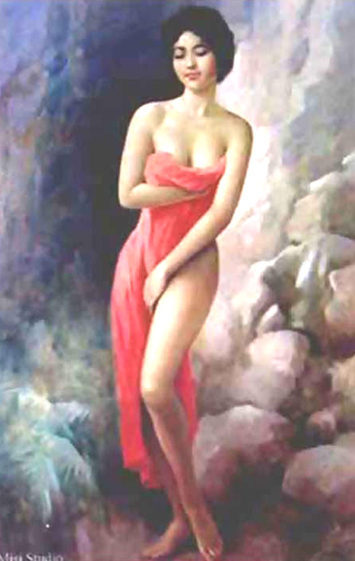 lukisan-modern-karya-basuki