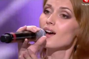 """Aida Nikołajczuk """"Kołysanka"""" - dlaczego jurorzy przerwali perfekcyjny występ?"""