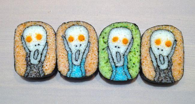 sushi art (26)