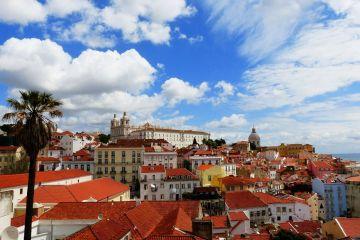 Fadowy city-break w Lizbonie