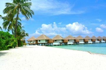 Malediwy – piękno i świecąca plaża