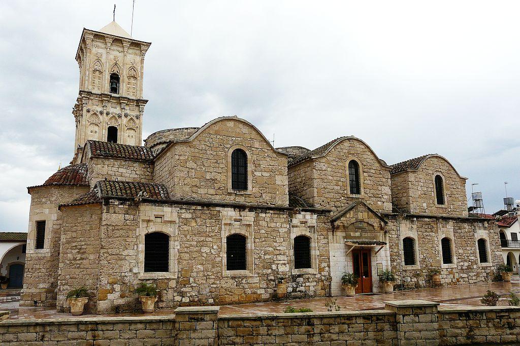 Cerkiew Łazarza w Larnace
