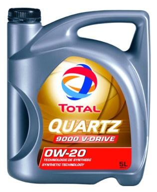 Quartz 9000 V-DRIVE 0W20_5L