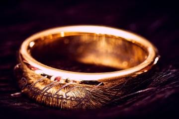 Pierścień z Władcy Pierścieni