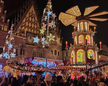 Jarmark Bożonarodzeniowy Wrocław 2019