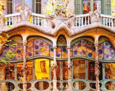 domy Gaudiego