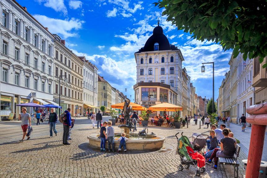 Śródmieście Goerlitz