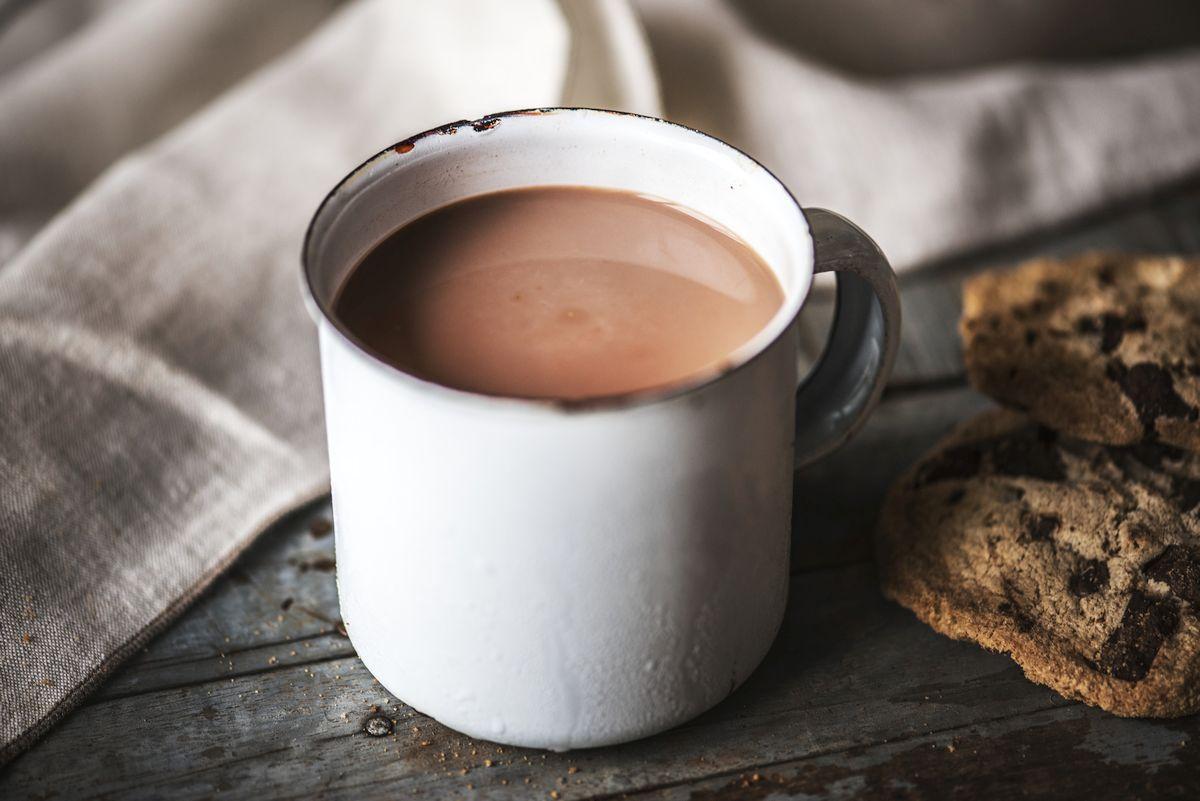 kakao z mlekiem