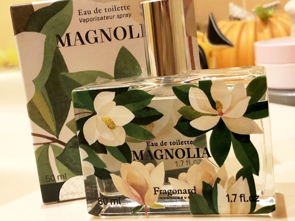 magnolia perfumy