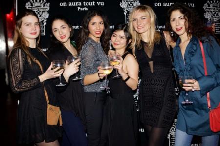 After Show on aura tout vu couture ss16 Queen club photos Olesya Okuneva (26)