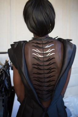 Backstage ON AURA TOUT VU couture photos by emmanuel sarnin (33)