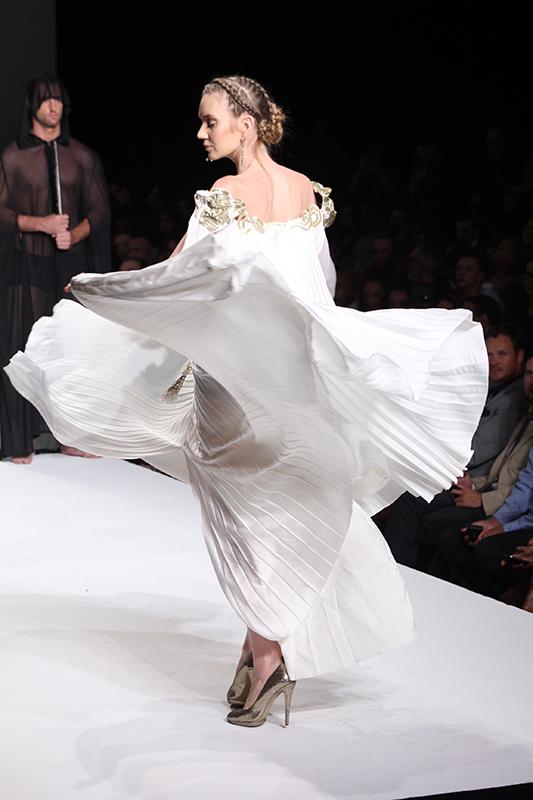 Alexis Monsanto La Style Fashion Week Wow Rossana Vanoni