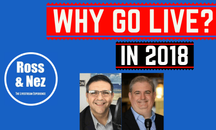 Why Nez is Going All In on Livestreaming (Ross & Nez 009)