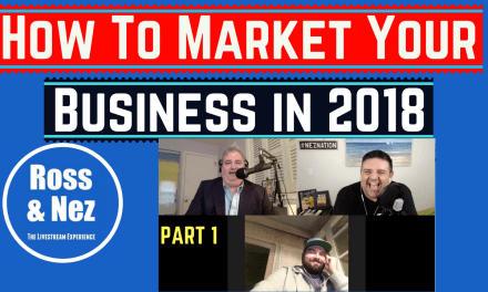 How to Market Your Business in 2018: Part 1 with Chris 'Kubby' Kubbernus (Ross & Nez 011)