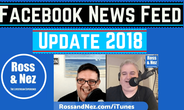 Facebook News Feed Algorithm 2018 for Business Pages (Ross & Nez 012)