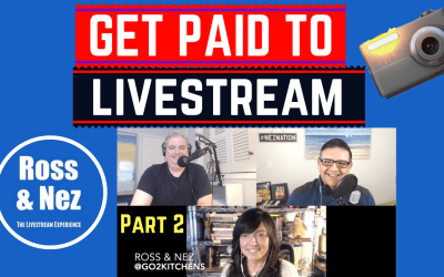 How to Get Sponsors for Your Livestream Show: Part 2 with Leslie Nance (Ross & Nez 017)