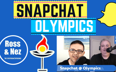 Snapchat and the Olympics (Ross & Nez 019)