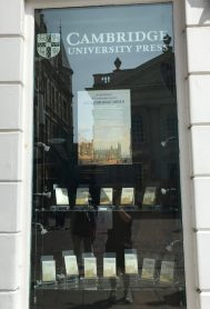 Cambridge University Press bookstore