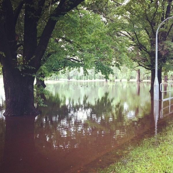 The latest lake...