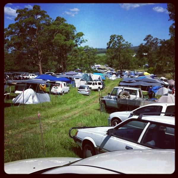 Tent City @ No Jose Way