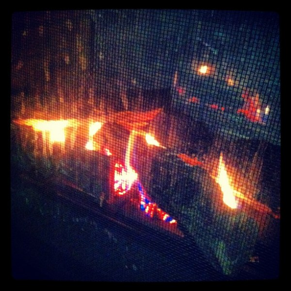Fireside union meeting