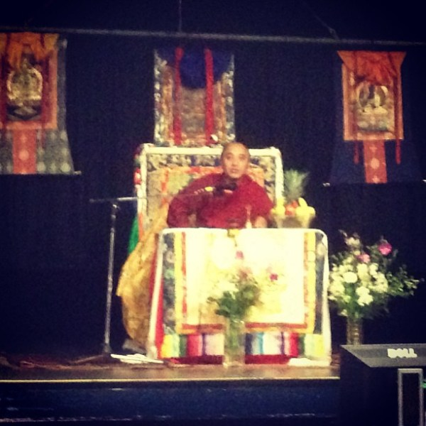 H.E. Namkhai Nyingpo Rinpoche