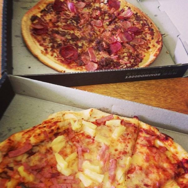 I  0week... Free Pizza
