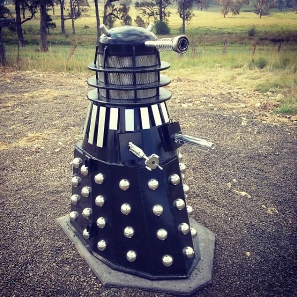 Dwater the Dalek
