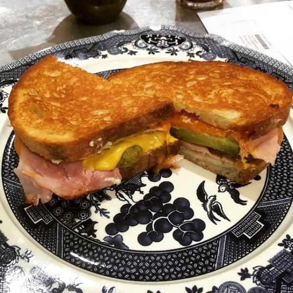 The Staple Sandwich