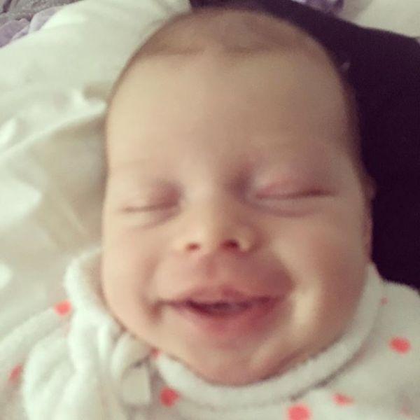 My new niece, Grace Bennetts :)