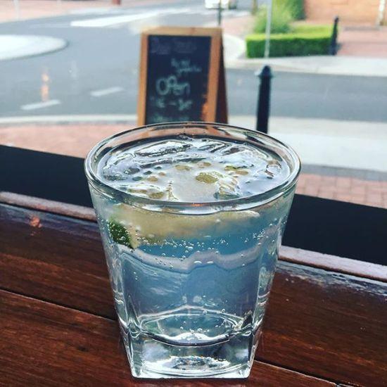 Dobson's Sumac Gin & Tonic