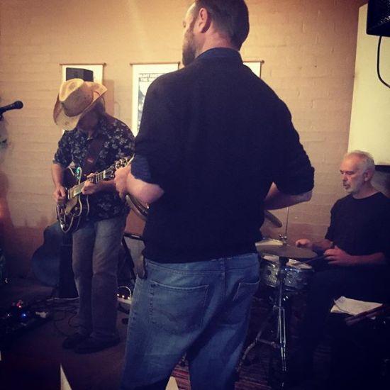 Greg Winslett Trio