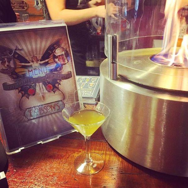 Jazz & a Saffron Martini @ The Speakeasy
