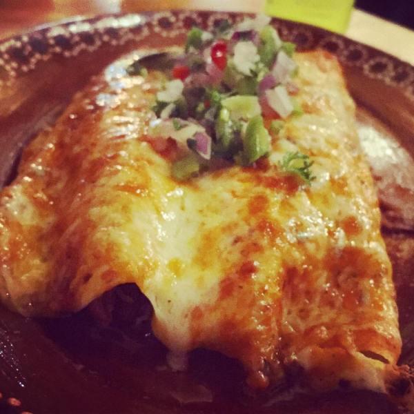 The whole enchilada...