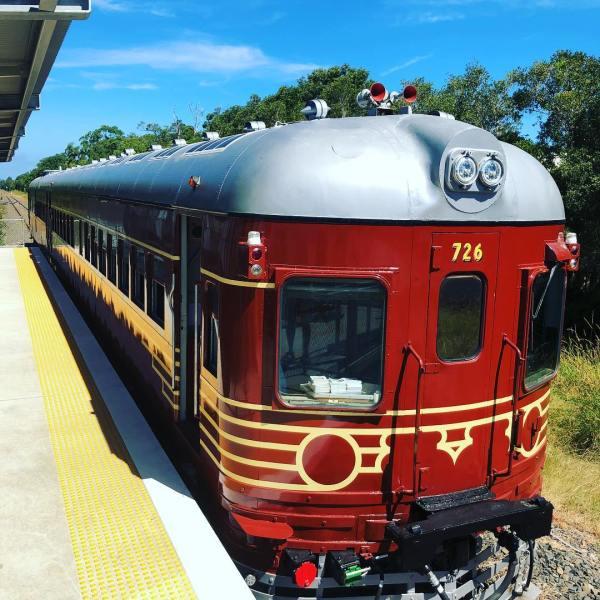 Byron's Solar Train