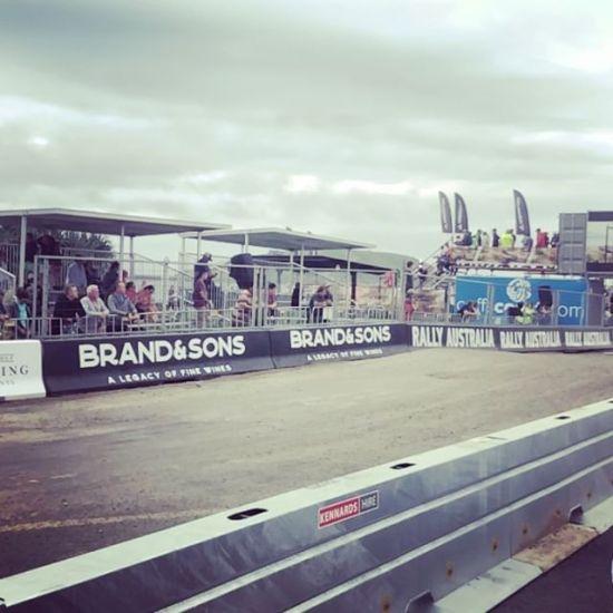 WRC Action...