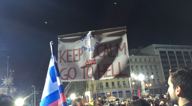 Greece's Tsipras Wins Re-election