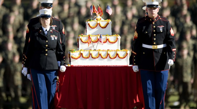 Marine Corps' 242nd Birthday
