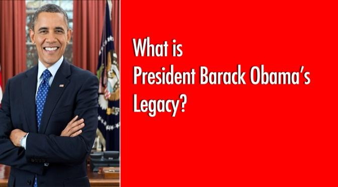 Obama's Legacy, Of Failure