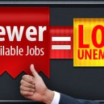Unemployment Rate Drops To 6.7% AND Increases To 13%