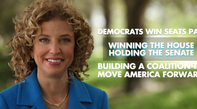 DNC Chair Comes Out, Planned Parenthood