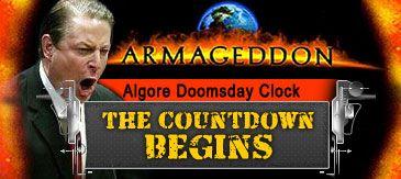algore countdown begins