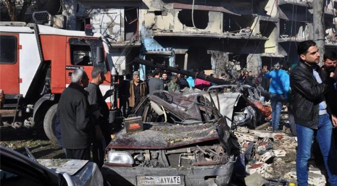 Sec. Kerry Syrian Failure