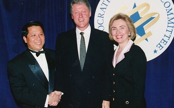 Clinton Cash, It's All In The Family