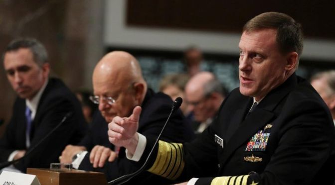US Intelligence Report