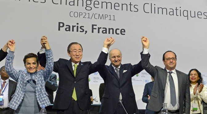 Climate Schlimate, Paris Accord